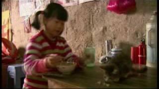 Home alone in rural China - 15 Nov 07