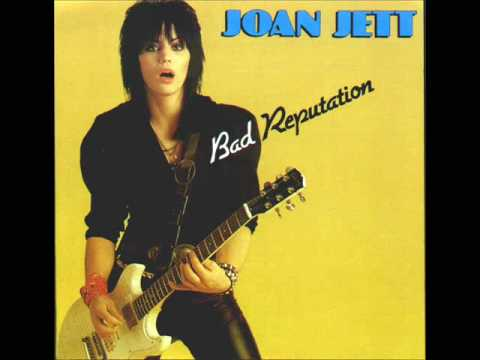 Joan Jett and the Blackhearts - Too bad on your birthday