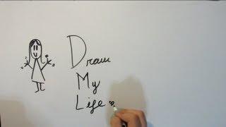 DRAW MY LIFE - PRISCILA