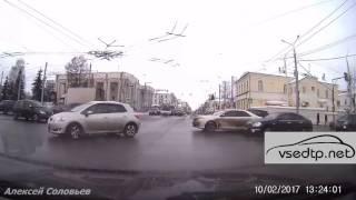 ВсеДТП - Подборка дтп с видеорегистратора #05 Февраль 2017(, 2017-02-18T17:37:01.000Z)