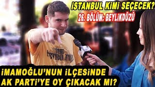 İmamoğlu'nun İlçesi Beylikdüzü'nde AKP'ye Oy Çıkacak Mı? İstanbul Seçim Anketi 26. Bölüm: Beylikdüzü