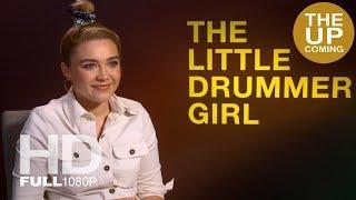 Florence Pugh on The Little Drummer Girl and Alexander Skarsgård – interview