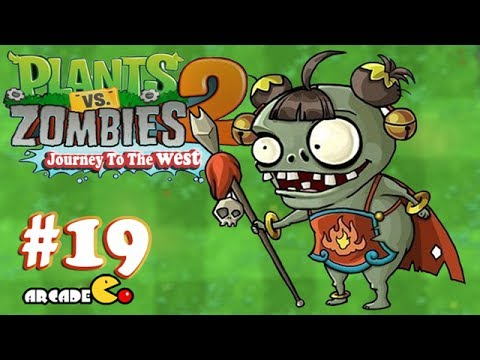 Plants Zombies 2: Journey To The West - (The Red Boy)PVZ Part ...