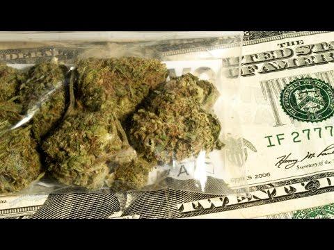 Why Are Oregon Banks Rejecting Legal Marijuana Money?