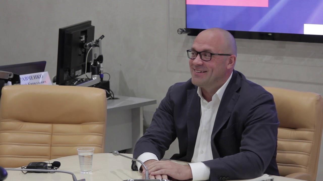 В.Г.Демин: площадка «Инновационные разработки и проекты»