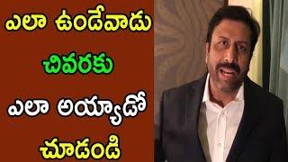 Ravi Prakash EX TV9 CEO Video Emotional Speech | Cinema Politics