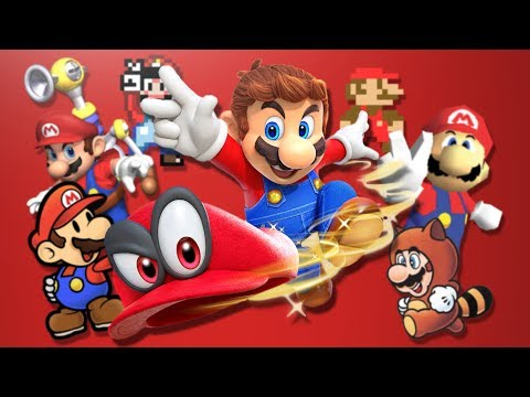 How The Mario Franchise Has Lasted So Long