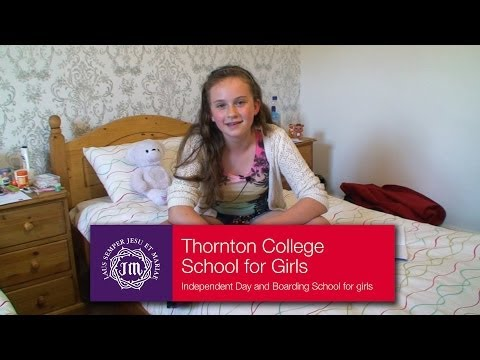 Thornton College Boarding - Life as a boarder at Thornton, the day and boarding School for girls.