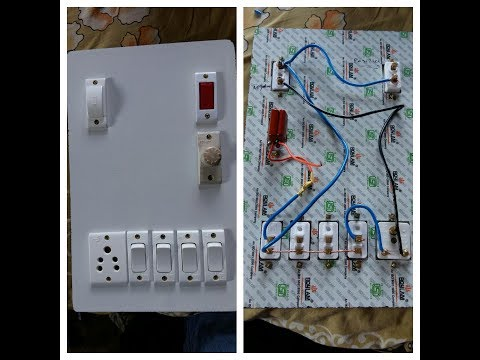 How to make Electric board