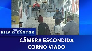 Corno Viado | Câmeras Escondidas   21/06/20