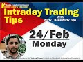 Live Intraday Trading 22-June-2020