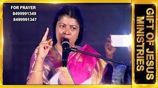 Dr.Preetha Judson Telugu Message - TANUKU Date- 24-5-2016