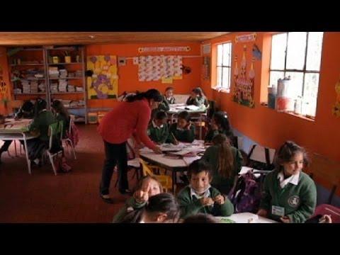 L'apprentissage coopératif 'Escuela Nueva' prix Wise 2013 - learning world