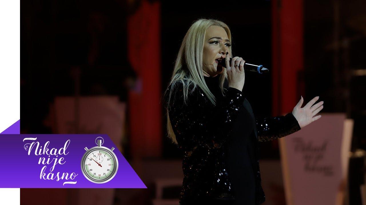 Zeljka Jurisic - Sve samo sa tobom ne - (live) - NNK - EM 07 - 27.12.2020