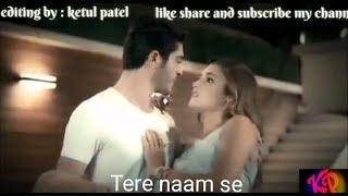 Tere naam se jilu new whatsapp status || Hayat and murat whatsapp status || new status||status 30sec