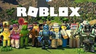 Playing Roblox with brother Noah... he lost