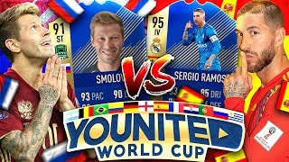 FIFA 18: YOUnited WORLD CUP Gruppenspiel VS Paato 😱🔥