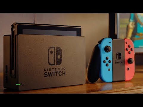 The Nintendo Switch Is Outselling The PS4 3 to 1 In Japan