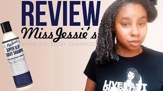 REVIEW | MissJessie's Super Slip Sudsy Shampoo Review + DEMO Thumbnail