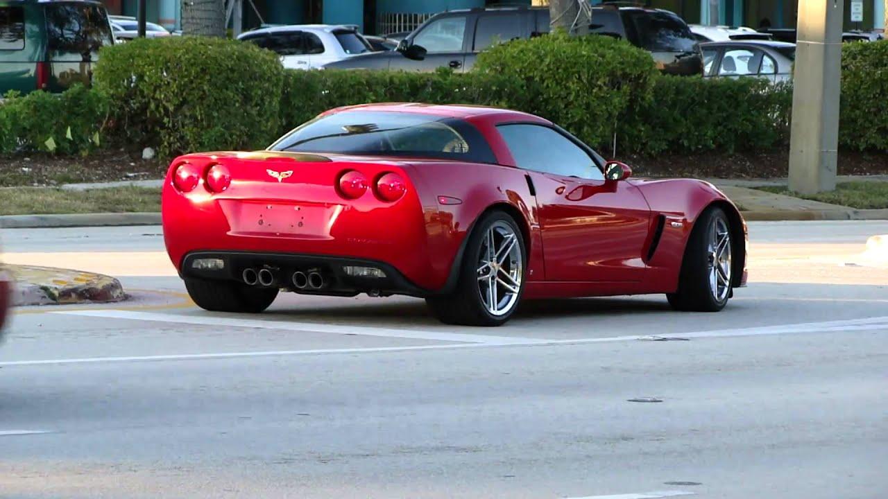red corvette z06 2 youtube. Black Bedroom Furniture Sets. Home Design Ideas