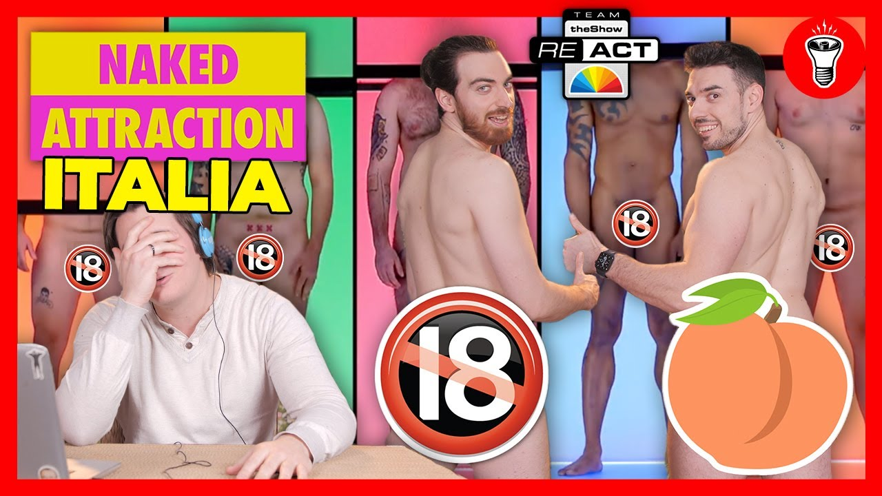 Download Reagire a Naked Attraction ITALIA 🇮🇹 e ai theShow Nudi! - [theShow React EP.3] - theShow