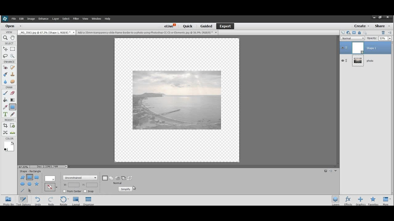 Add Frame To Photo In Photoshop - Page 4 - Frame Design & Reviews ✓