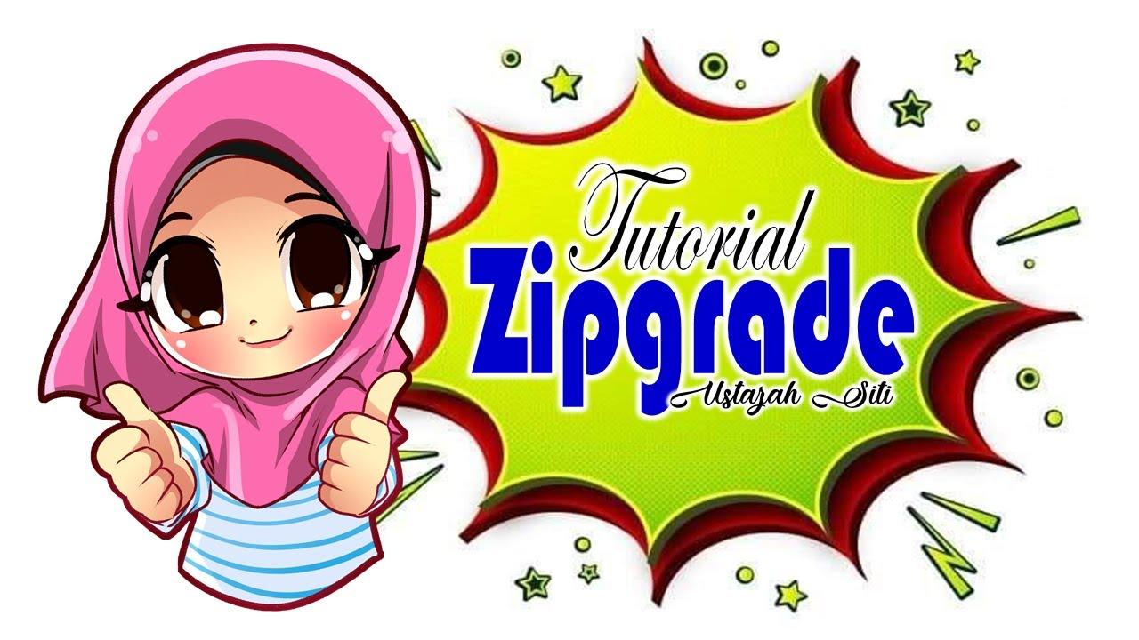 TUTORIAL ZIPGRADE ONLINE