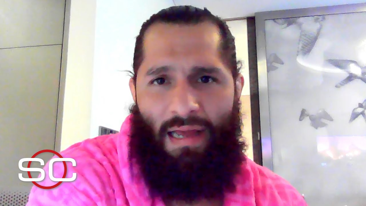 Jorge Masvidal on 'surreal' trip to Abu Dhabi, stopping for pizza in Rome | SportsCenter