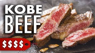I Tried Kobe Beef for the First Time | A5 Japanese Wagyu