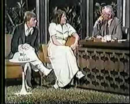 carpenters tonight show 1973 part 2 youtube
