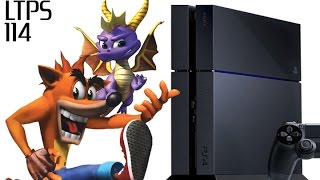 Crash and Spyro Games Cancelled in 2013? Sony Doesn