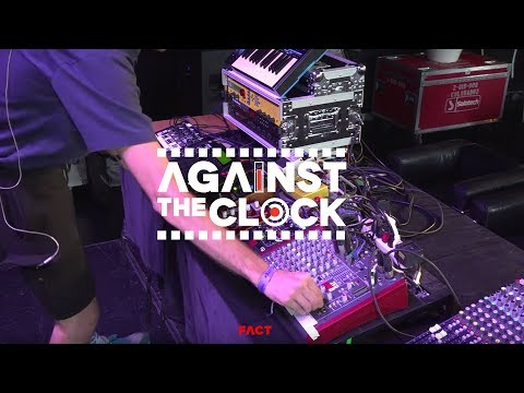 Anabasine - Against The Clock (Live from Mutek 2018) Mp3
