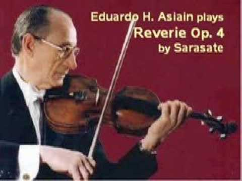 Reverie Op. 4 by Sarasate