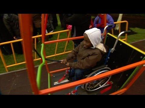 Ireland's First Special Needs Playground