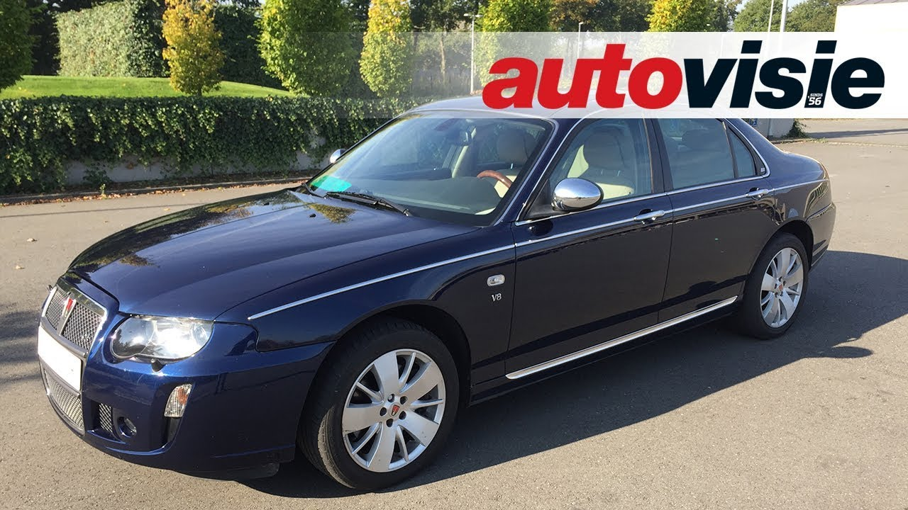 peters proefrit 14 rover 75 v8 2005