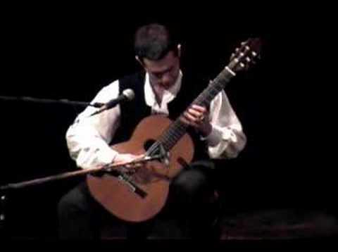 Mariano Miranda, Jota Aragonesa (Guitar)