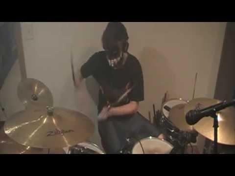 Finn Balor Theme Drum Cover- Catch Your Breath