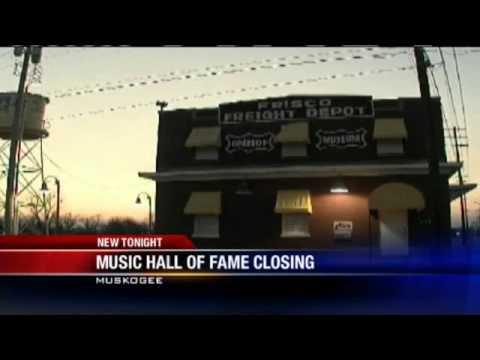 Oklahoma Music Hall Of Fame Closing Its Doors