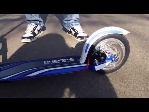 Hudora Big Wheel Air  205 Dual Brake