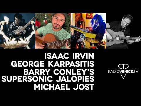 Radio Venice ft. Isaac Irvin, George Karpasitis, Barry Conley's SuperSonic Jalopies, Michael Jost