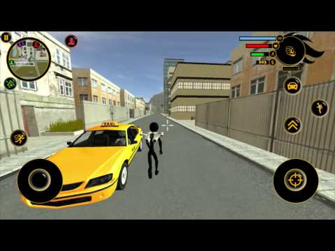Real Stickman Crime | Android Gameplay HD