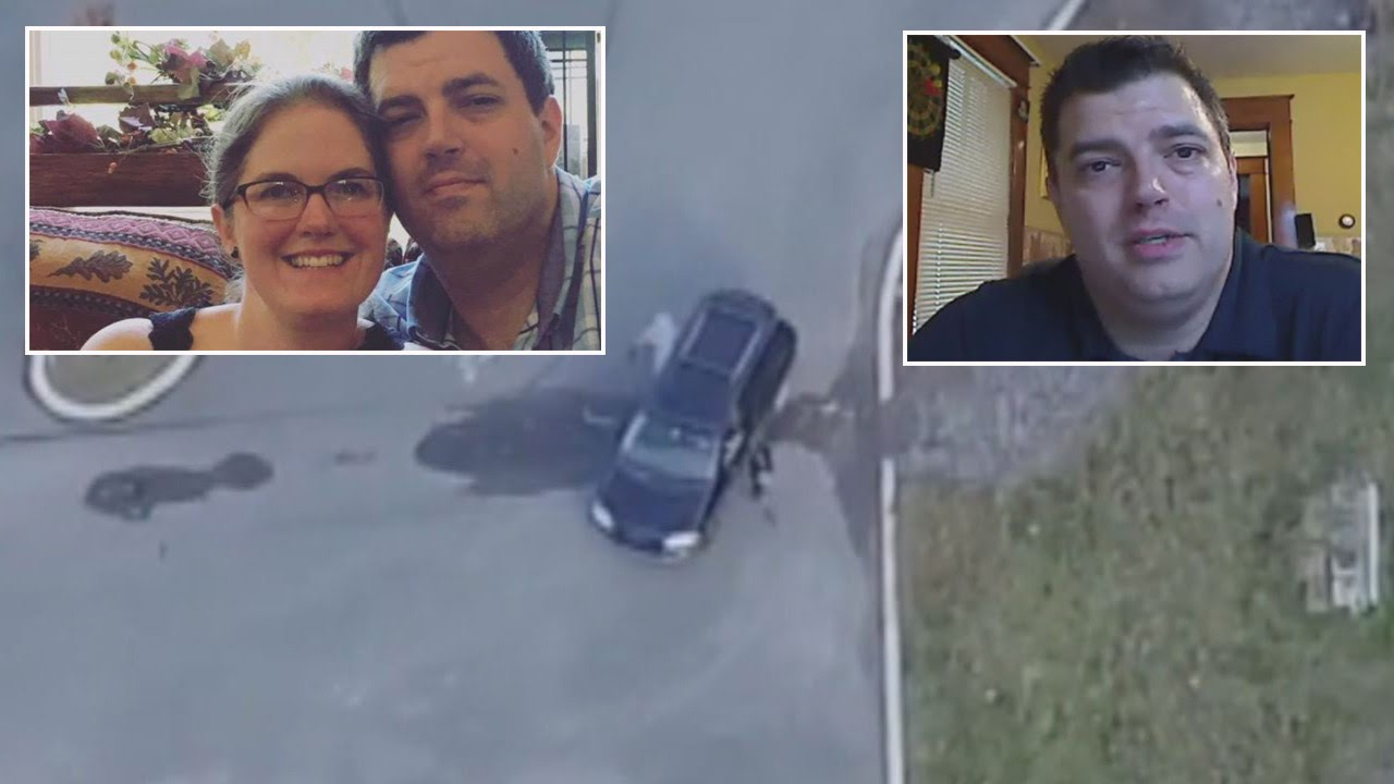 Husband Insists Drone Video Catching Wife Of  Years Cheating Is Real