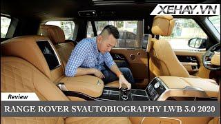 Đập hộp Range Rover SVAutobiography LWB 2020 chỉ 13 TỶ   XE HAY