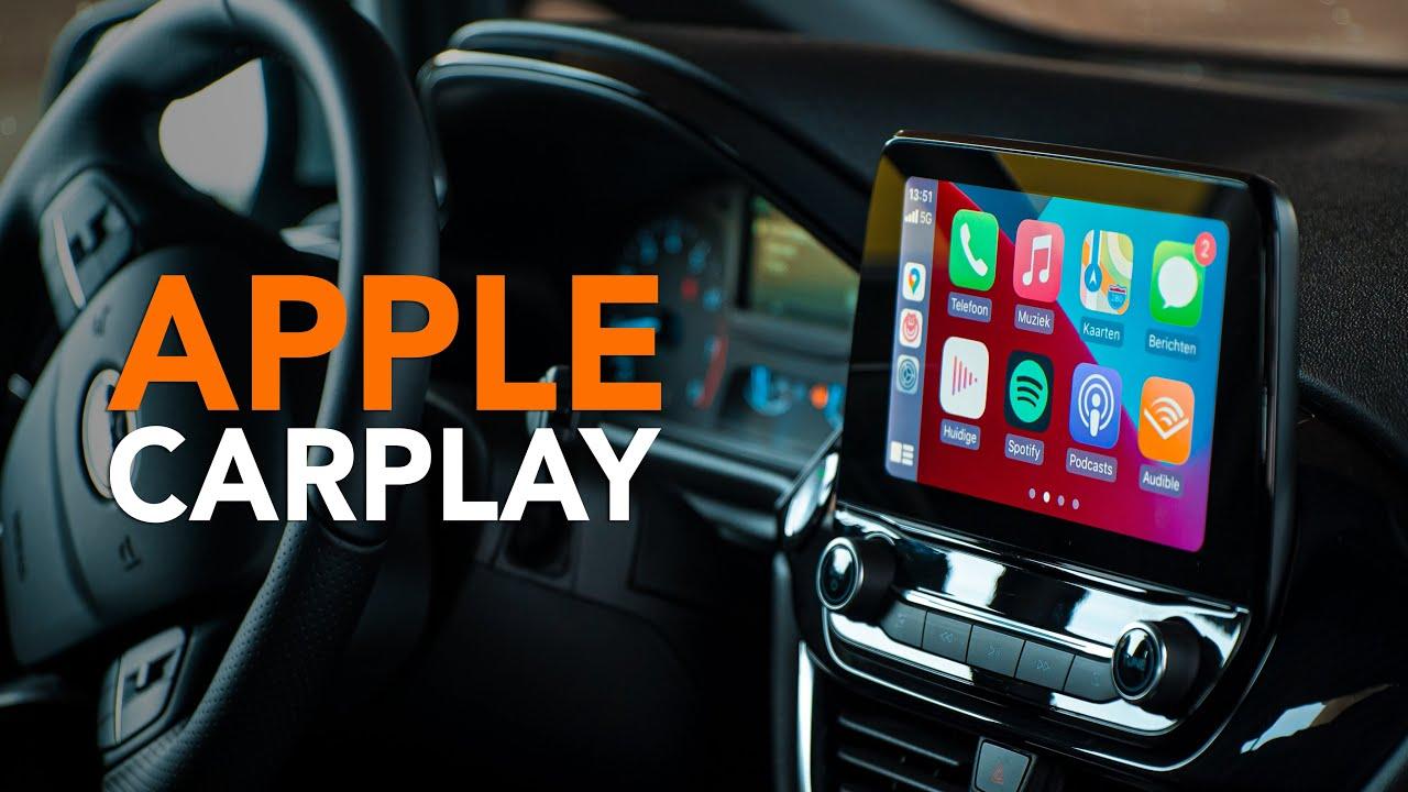 Apple CarPlay: installeren, gebruiken en handige tips!