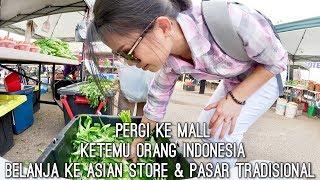 """VLOG KE TOKO ASIA, PASAR TRADISIONAL & MALL   JUMPA ORANG INDONESIA   ADA JUAL """"ITUNYA"""" SAPI 🙈 """