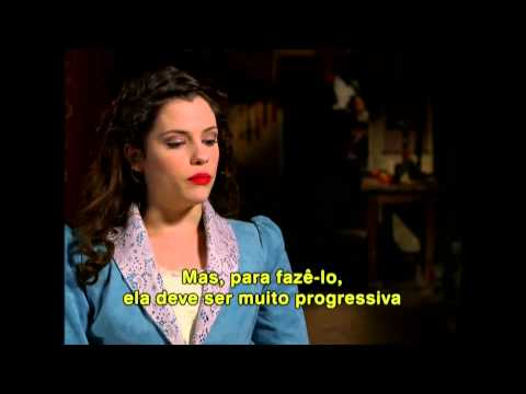 Jessica De Gouw de Dracula com exclusividade para o Série Maníacos
