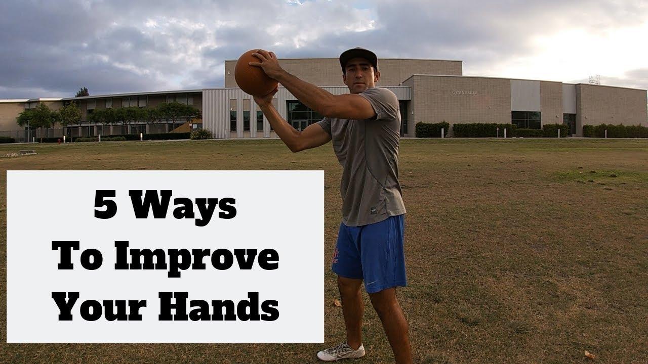 5 Ways To Improve Your Hands #1