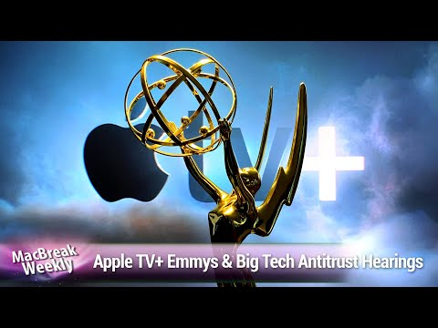 Rene's Beautiful Mug - Apple TV+ Emmys, Big Tech Antitrust Hearings, CES 2021