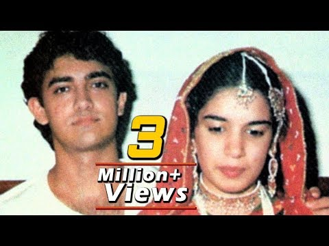 Biggest Bollywood Break Ups - Aamir Khan and Reena Dutta