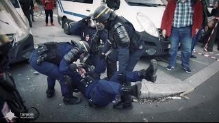 [SHORTCUT] PARIS : MANIFESTATION #JUSTICEPOURTHEO PLACE DE LA RÉPUBLIQUE (18 FÉVRIER 2017)